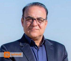 عباس شافعی مدیر درآمد شهرداری کاشان