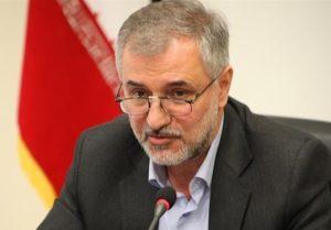 محمدرضا حبیبی رئیس کل دادگستری استان اصفهان