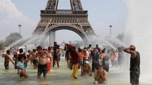 ۱۵۰۰ نفر در فرانسه به خاطر دو موج گرمای تابستان کشته شدند