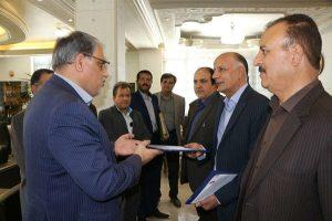 امیرحسین مشجری رئیس اداره گاز کاشان شد