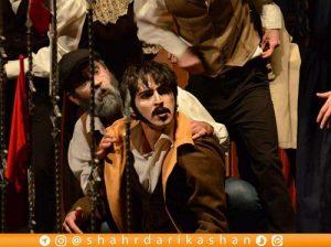 بخش بینالملل به جشنواره تئاتر مهر کاشان اضافه شد