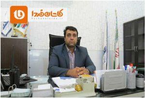 مجتبی ولیپناه معاون اداری-مالی شهرداری کاشان