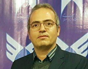 محمدرضا محققی عضو هیئت علمی دانشگاه آزاد کاشان