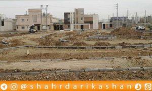احداث بوستان ۲ هزار متر مربعی در شهرک امیرالمومنین