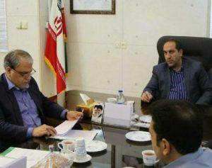 ایوب درویشی معاون توسعه مدیریت و منابع استانداری اصفهان
