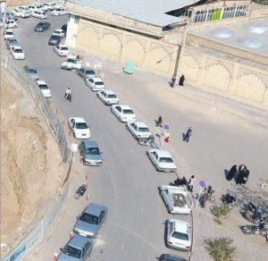 خیابان بابالحوائج کاشان