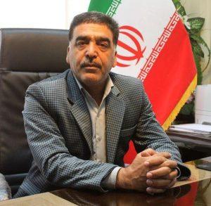 مجید کافیزاده مدیر جهاد کشاورزی کاشان
