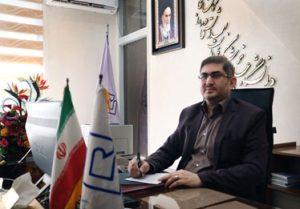 دکتر سیدعلیرضا مروجی رئیس دانشگاه علوم پزشکی کاشان