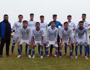 تیم فوتبال جوانان کاشان