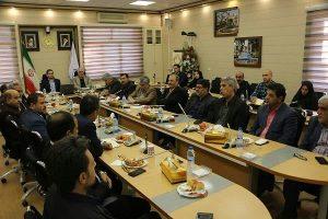 نشست شورای سلامت و امنیت غذایی کاشان