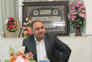 احسان کوزهگر شهردار آران و بیدگل