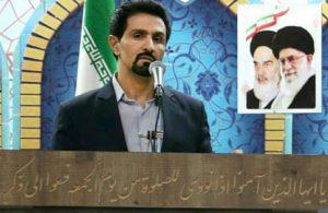 سعید ابریشمیراد شهردار کاشان در سخنرانی پیش از نماز جمعه