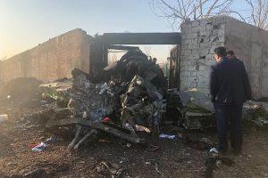 خبر فوری سقوط بوئینگ اوکراینی با ۱۸۰ سرنشین در تهران