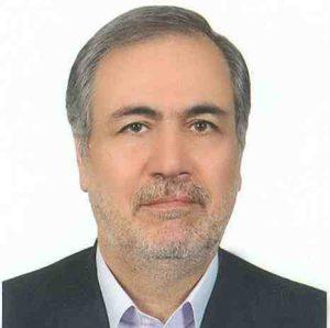 دکتر محمد زارع فوق تخصص قرنیه و رئیس بیمارستان لبافینژاد