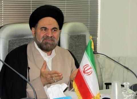 سید عبدالصاحب حسینی رئیس اداره تبلیغات اسلامی کاشان