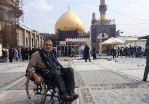 شهید محمدرضا رجبی کاشانی