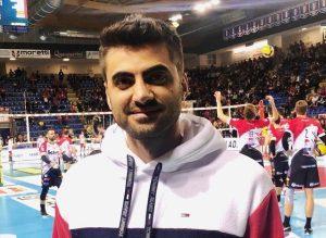 امیر غفور لژیونر کاشانی تیم ملی والیبال ایران