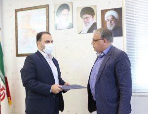مجتبی رضازاده شهردار مشکات