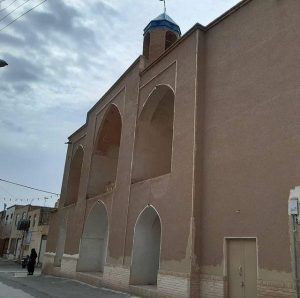 مسجد علی نوشآباد آران و بیدگل