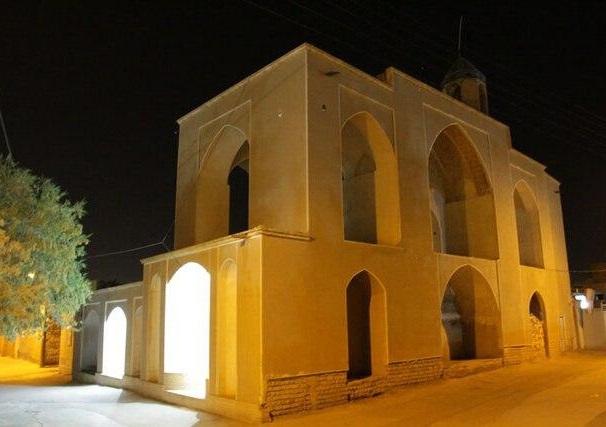 مسجد علی نوشآباد