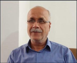 دکتر محمد امینی عضو هیئت علمی دانشگاه کاشان و مدیر مسئول آرمان کاشان