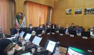 نشست کمیسیون آب، کشاورزی، منابع طبیعی و محیط زیست