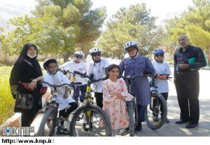 موفقیت دوچرخهسوارن کاشان در استان اصفهان