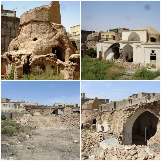 آثار باستانی کاشان