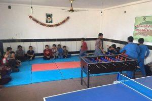 خانه ورزش روستایی