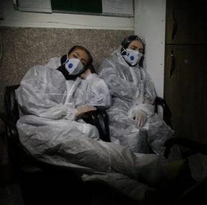 خستگی پرستاران