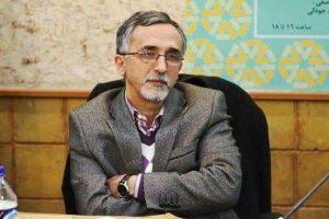 عبدالله ناصری طاهری استاد دانشگاه و فعال سیاسی اجتماعی