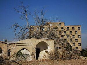 هتل امیرکبیر کاشان از نگاهی دیگر عکس امیر مقامی