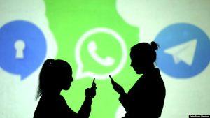 هجوم کاربران واتساپ به سیگنال و تلگرام