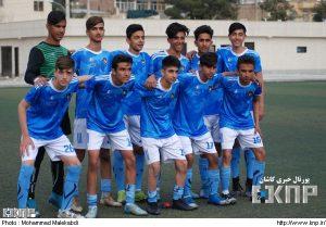 ستارگان سیلک کاشان، حافظ شیراز را با ۲ گل بدرقه کرد