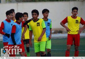 نوجوانان کاشانی، نوجوانان شیرازی را در خانه شکست دادند