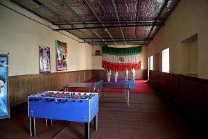 ۴۲ خانه ورزش روستایی در کاشان تجهیز شد