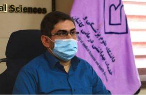 بستری ۶۳ بیمار جدید کرونا در منطقه کاشان یک فوتی