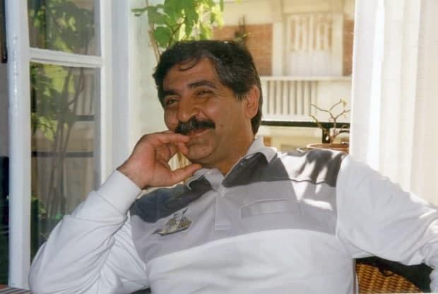 حسین عظیمی چشم نگران ایران زمین