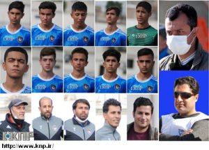 کاشانیها لیگ برتر فوتبال را با پیروزی به پایان بردند