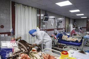 تختهای کرونایی بیمارستان آران و بیدگل تکمیل شد