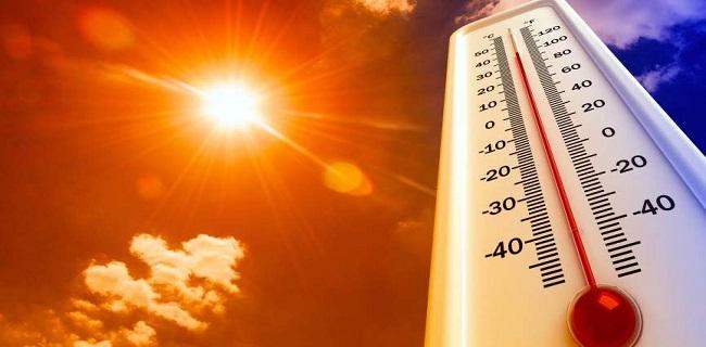 رکورد گرمای بالا سالهای اخیر کاشان امروز شکسته شد