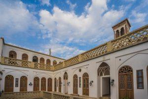 خانه تاریخی طهرانچی کاشان ثبت ملی شد