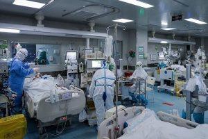 ابتلای بیش از ۱۲۰ نفر از کادر بیمارستان بهشتی کاشان به کرونا