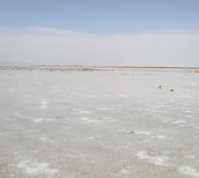 دو کردشگر هلندی گم شده در دریاچه نمک
