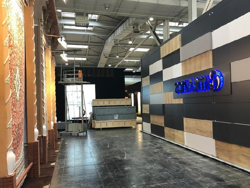 فرش کاشان در نمایشگاه هانوفر آلمان00