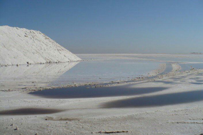 باتلاقیشدن دریاچه نمک آران و بیدگل