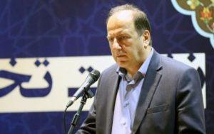 سید سعید جلالیوی مدیرکل تقسیمات کشوری وزارت کشور